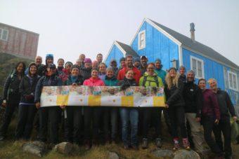 Opération Groenland : 26 voyageurs vivent une aventure incroyable!