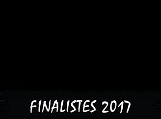 Finalistes de la bourse Osez l'aventure 2017